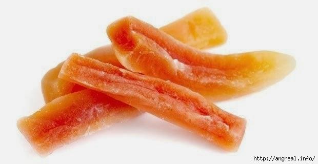 Кладовая витаминов. Сухофрукты