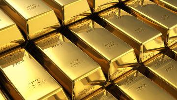 Золото дорожает на геополитической напряженности