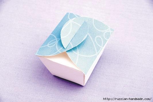 коробочка для подарка своими руками (7) (533x357, 89Kb)
