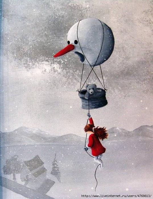 снеговик 1 robert-dowling_010 (538x700, 327Kb)