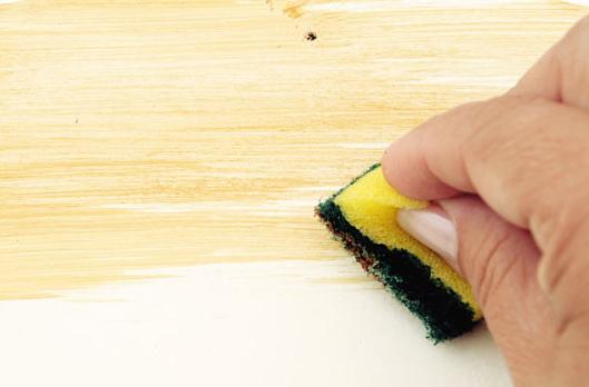 Декорирование полочки акриловыми красками (5) (529x348, 274Kb)