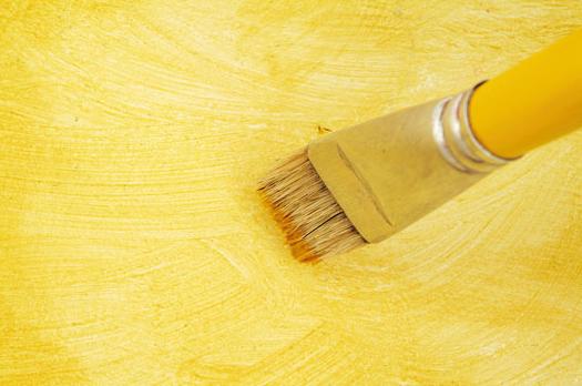 Декорирование полочки акриловыми красками (7) (525x348, 433Kb)