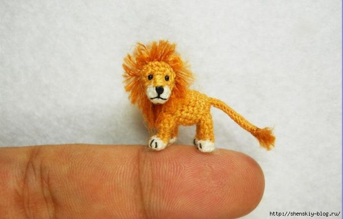 Crocheted-Lion1 (700x448, 111Kb)
