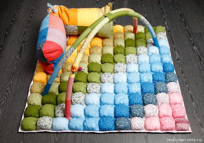 сшить детское одеяло или коврик (5) (700x490, 374Kb)