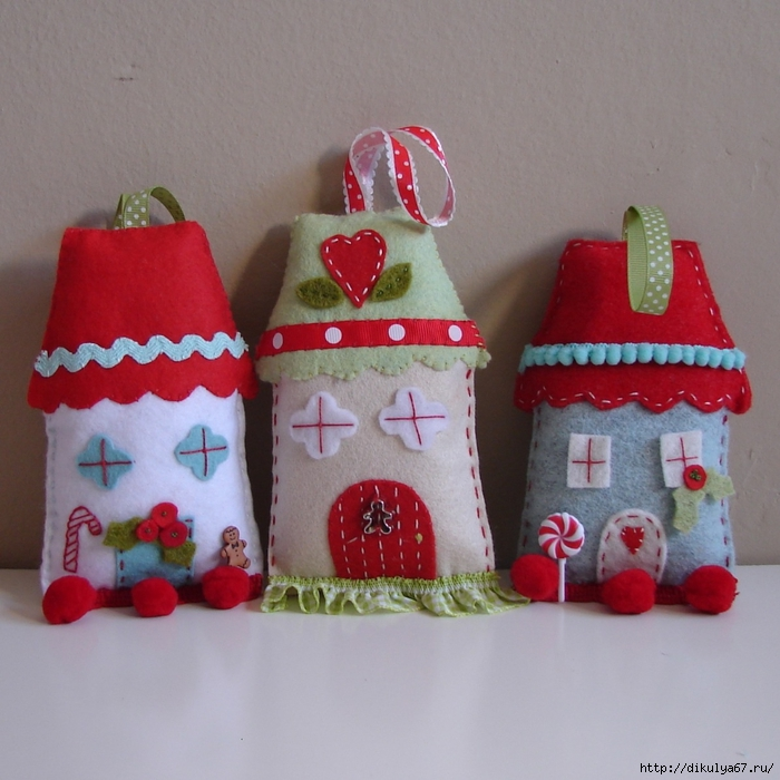 christmas decorations houses (700x700, 306Kb)
