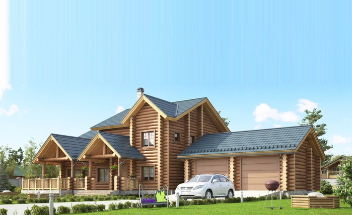 загородные деревянные дома (1) (700x428, 187Kb)