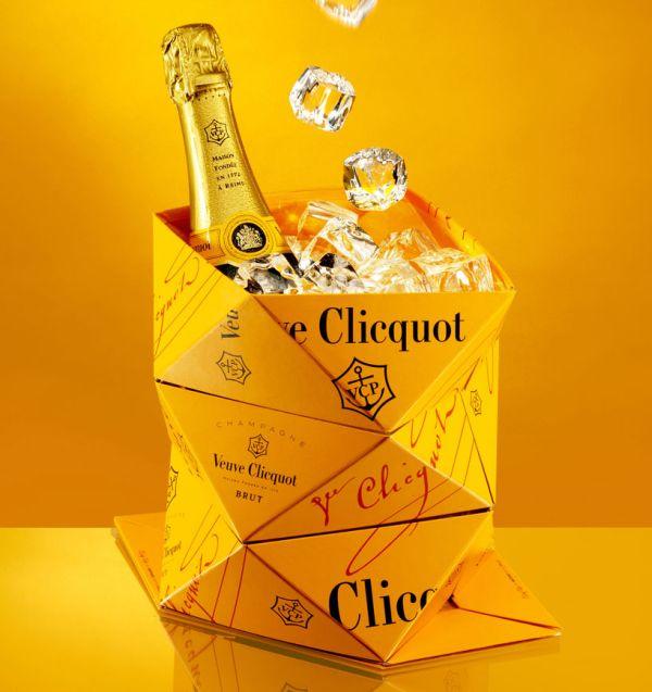 купить заказать шампанское Вдова Клико в Москве и Московской области/1384496087_Origamiinspireddesign (600x637, 45Kb)