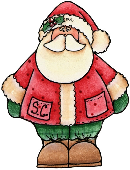 SANTAS FOR EVERYONE (14) (439x574, 173Kb)