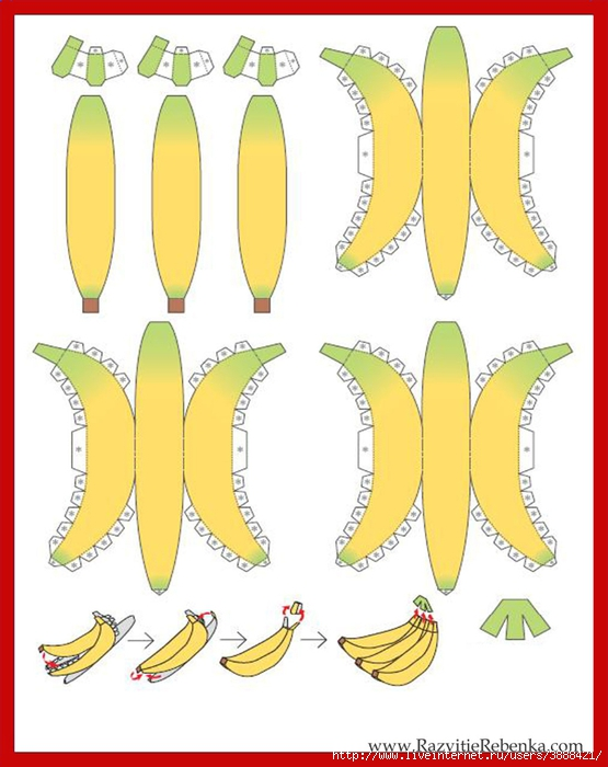 Банан-из-бумаги (555x700,