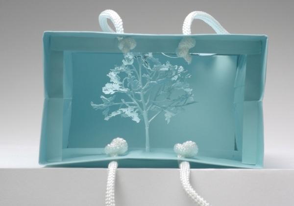 бумажные деревья художник Юкен Теруя 9 (600x420, 97Kb)