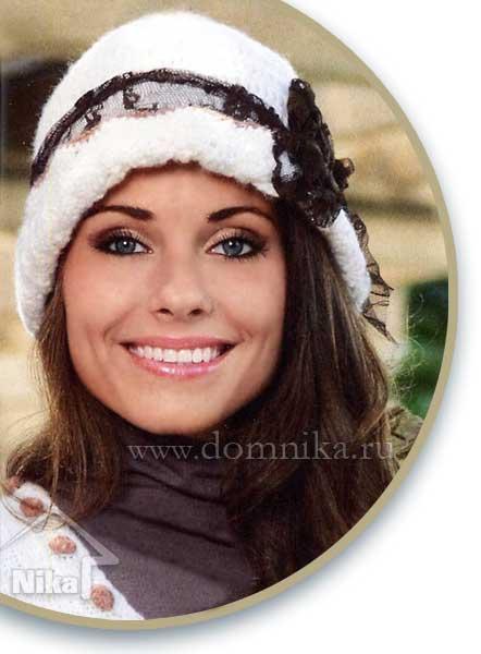 4108541_zhenskaja_vjazanaja_shapka_s_kruzhevom (442x600, 26Kb)