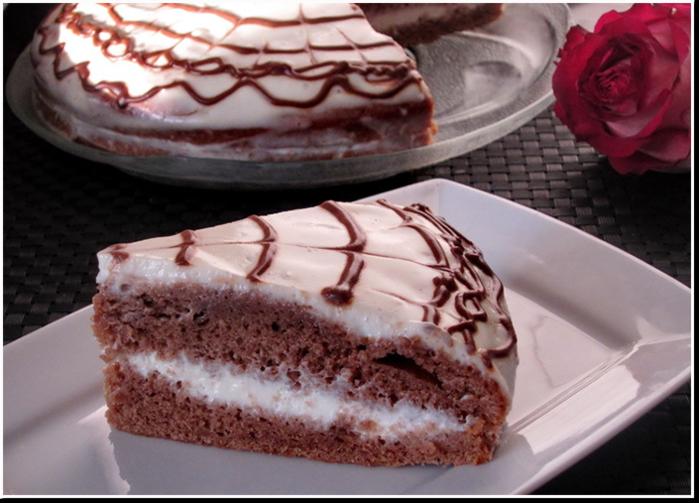 Вкусные коржи для любого торта