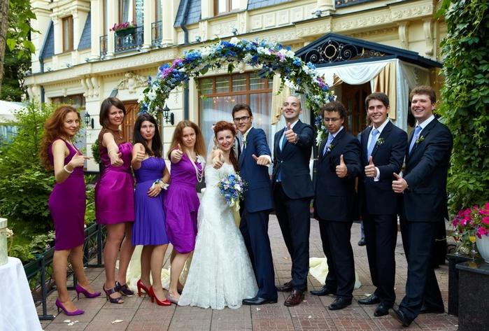 Незабываемая свадьба – приятные воспоминания на всю жизнь (6) (700x473, 310Kb)