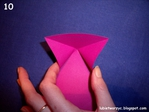 Превью Бумажные сердечки в технике оригами. мастер-класс (10) (700x525, 263Kb)