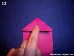 Превью Бумажные сердечки в технике оригами. мастер-класс (12) (700x525, 265Kb)