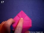 Превью Бумажные сердечки в технике оригами. мастер-класс (17) (700x525, 282Kb)