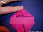 Превью Бумажные сердечки в технике оригами. мастер-класс (29) (700x525, 265Kb)