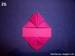 Превью Бумажные сердечки в технике оригами. мастер-класс (30) (700x525, 276Kb)