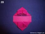 Превью Бумажные сердечки в технике оригами. мастер-класс (32) (700x525, 263Kb)