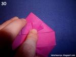Превью Бумажные сердечки в технике оригами. мастер-класс (34) (700x525, 277Kb)