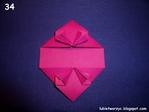 Превью Бумажные сердечки в технике оригами. мастер-класс (39) (700x525, 276Kb)