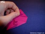 Превью Бумажные сердечки в технике оригами. мастер-класс (41) (700x525, 216Kb)