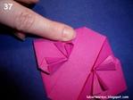 Превью Бумажные сердечки в технике оригами. мастер-класс (43) (700x525, 277Kb)
