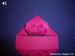 Превью Бумажные сердечки в технике оригами. мастер-класс (47) (700x525, 286Kb)