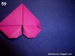 Превью Бумажные сердечки в технике оригами. мастер-класс (67) (700x525, 288Kb)