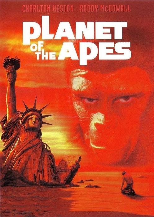 фильм планета обезьян 1967 (497x700, 288Kb)