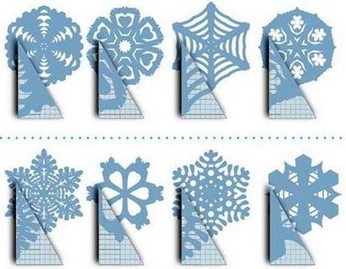 70 схем снежинок.: natali1964