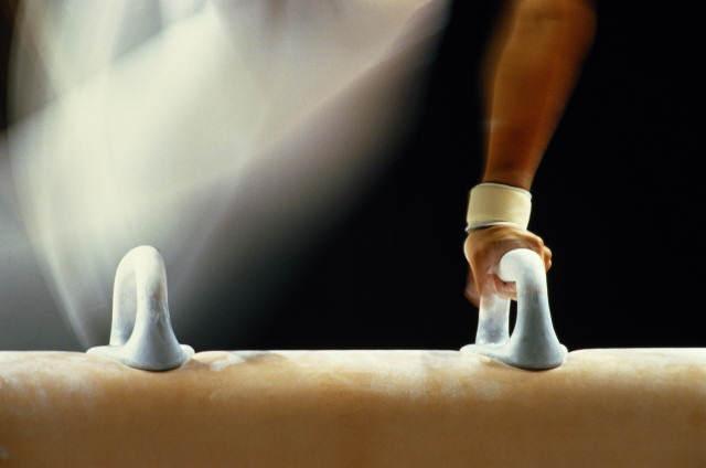 Соревнования по спортивной гимнастике