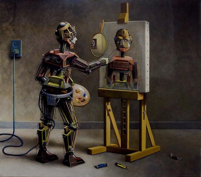 3623822_robot_zelfportret_schilderend_VI (700x617, 141Kb)