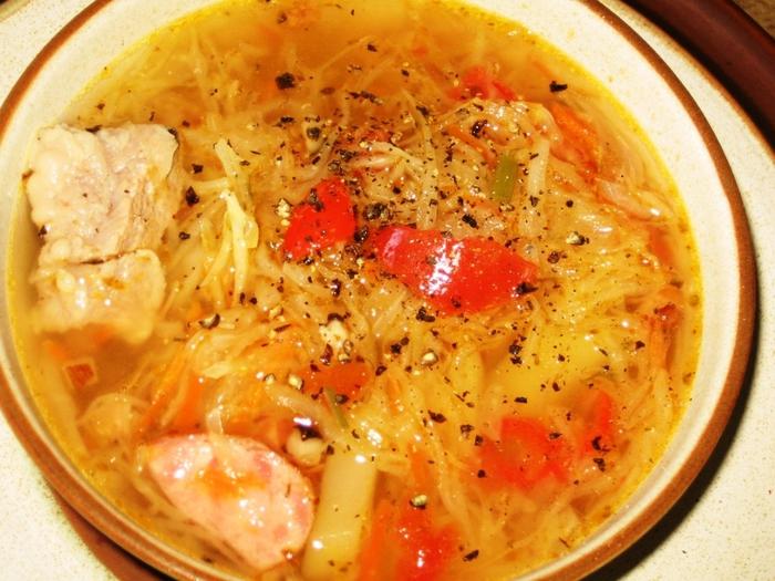 Суп с говядиной и брокколи рецепт