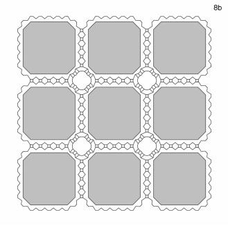 Crochet.  Mantel y recortar los bordes (4) (329x326, 45Kb)