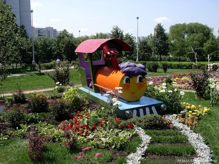 Праздник цветов в Воронцово!