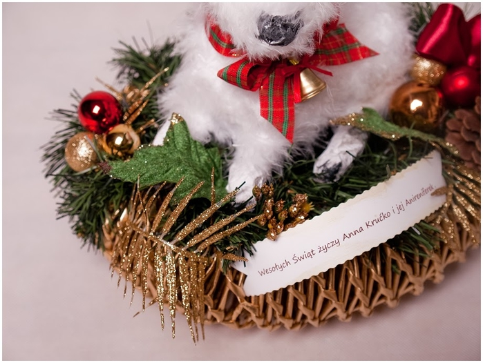 Рождественский СЕВЕРНЫЙ ОЛЕНЬ из папье маше. Мастер-класс (19) (700x526, 249Kb)