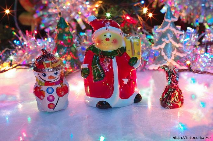 Декабрь – время ожиданья…Еще чуть-чуть – и Новый год!