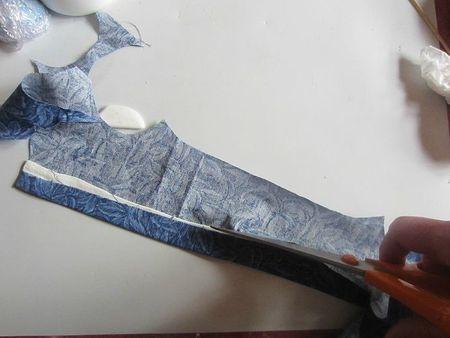Caracol engraçado cama agulha de porcelana fria (14) (450x338, 59Kb)