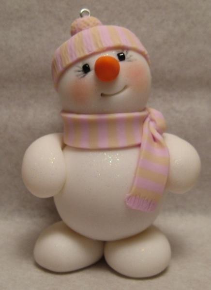 Парад снеговиков. Лепка (2) (436x599, 96Kb)