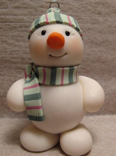 Парад снеговиков. Лепка (8) (479x642, 141Kb)