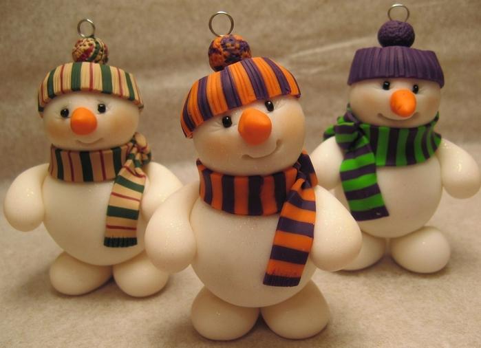 Парад снеговиков. Лепка (10) (700x506, 212Kb)