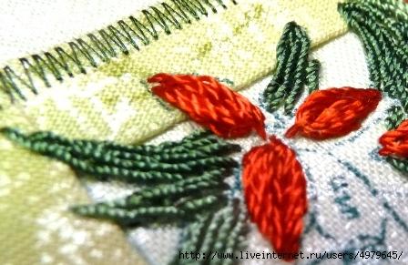 非常饱满的刺绣—巴西刺绣 (大师班) - maomao - 我随心动