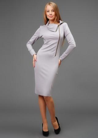 Готовое лекало женского платья
