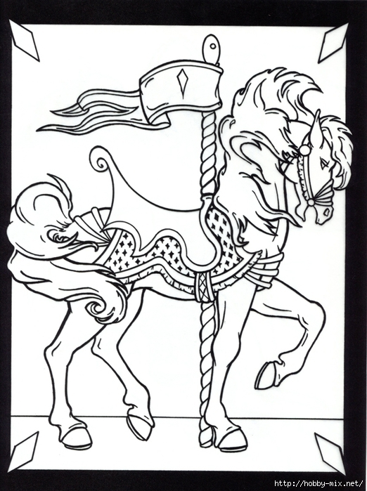 carousel-horse015 (522x700, 250Kb)