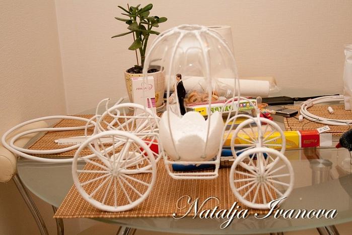 Свадебные кареты своими руками - Jiminy.ru