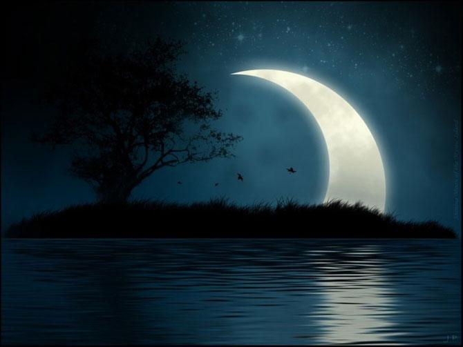 Тебе молюсь в вечерней мгле.