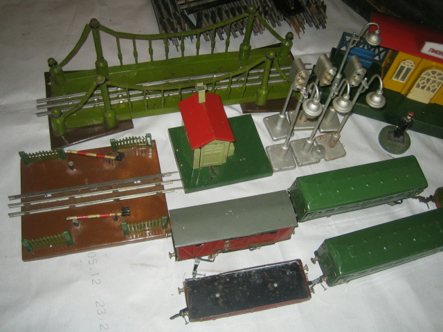 Железная дорога электрическая игрушка