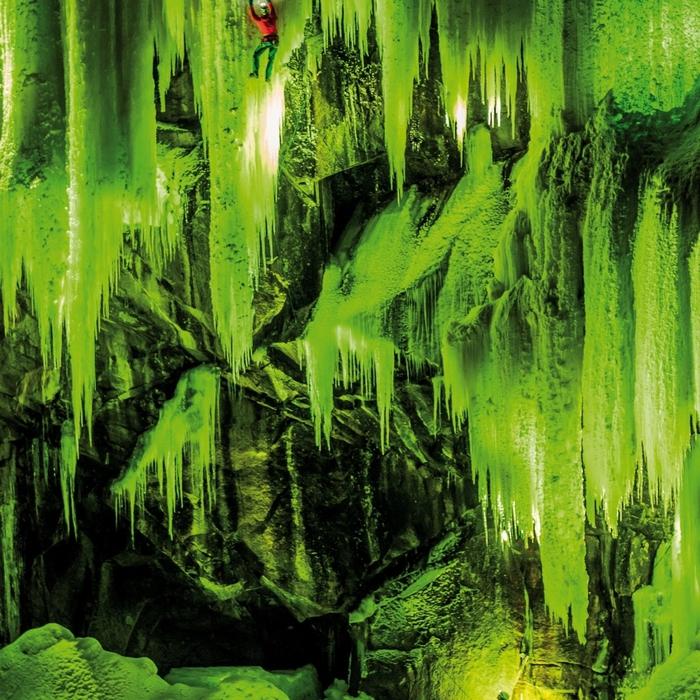 замерзшие водопады фото 6 (700x700, 463Kb)