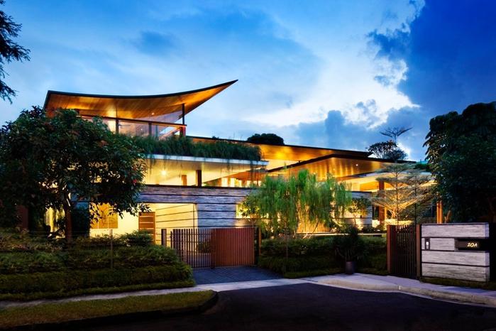красивый дом фото 10 (700x466, 249Kb)